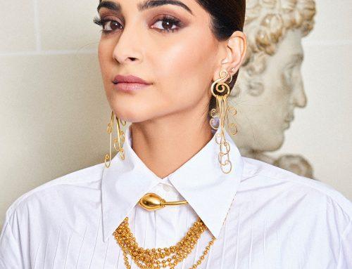 Sonam Kapoor, Paris Haute Couture Week