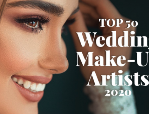 Ganga listed in the UK's Top 50 Wedding Make-up Artists